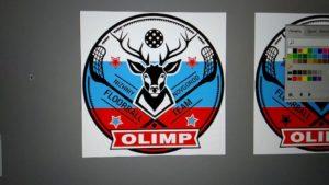 Выбор цвета для логотипа